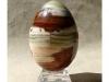 banded onyx egg