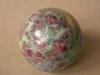 ruby and zeolite sphere