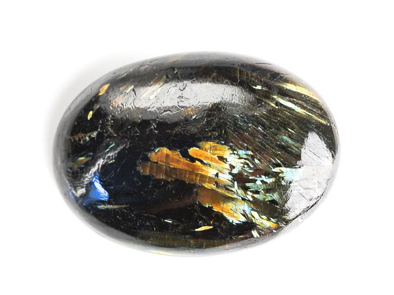 Nuummite-crystal